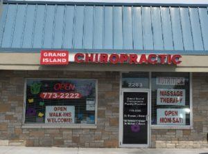 Notaro Chiropractic Grand Island Branch