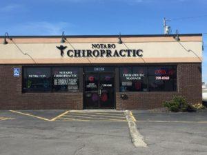 Notaro Chiropractic Niagara Falls Branch